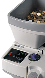 SC 360 coin counter